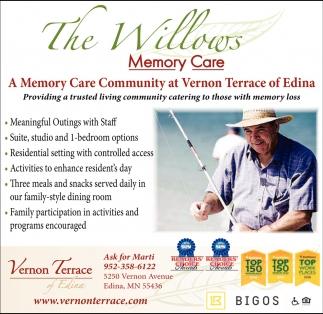 A Memory Care Community at Vernon Terrace of Edina