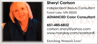 Independent Beauty Consultant