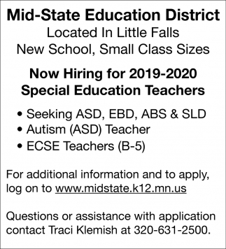 Special Education Teachers