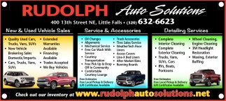 New & Used Vehicle Sales