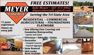 Free Estimates!