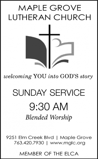 Welcoming You Into God's Story