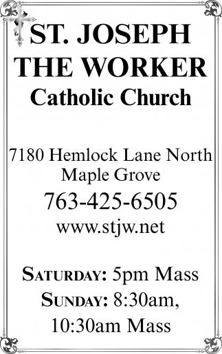 St Joseph the Worker Catholic Church