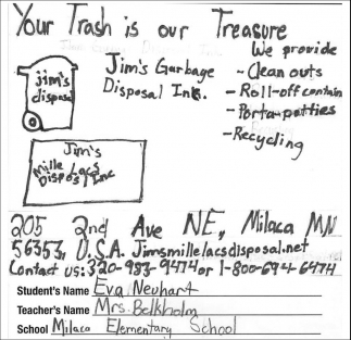 Your Trash is Our Treasure