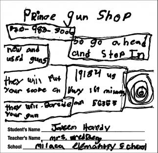 Prince Gun Shop