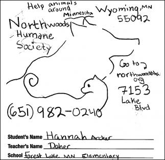 Help Animals Around Minnesota