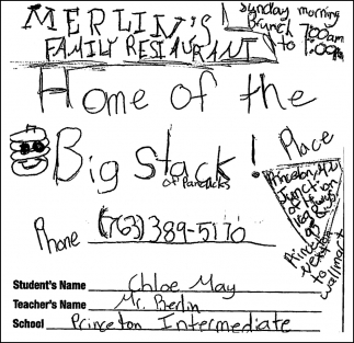 Home of the Big Stack!