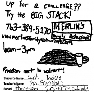 Up for a Challenge? Try the Big Stack!
