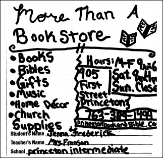 More Than a Book Store