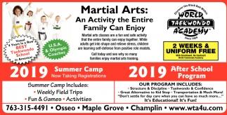 2019 Summer Camp