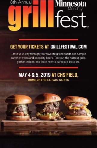 8th Annual Grill Fest