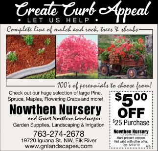 Create Curb Appeal