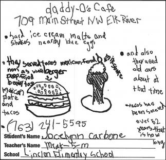 Daddy-O's Cafe