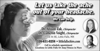 Let Us Take the Ache Out of Your Headache