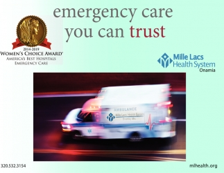 Emergency Care You Can Trust
