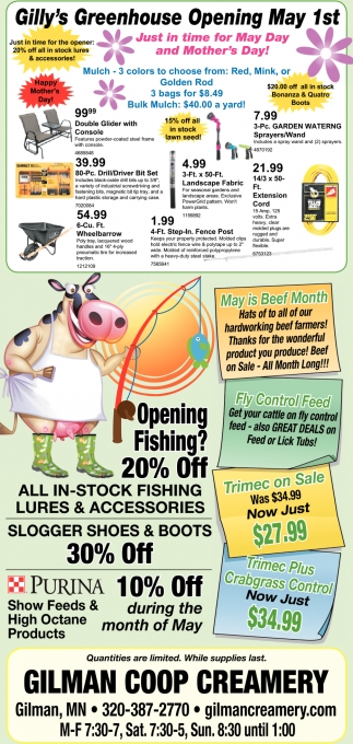 20% OFF All In-Stock Fishing Lures & Accessories