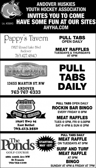 Pull Tabs Daily