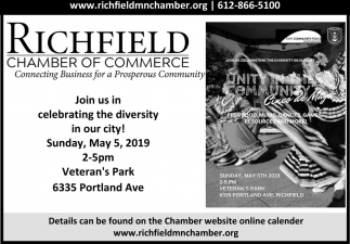 Join Us in Celebrating Diversity in Our City!