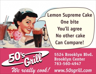 Lemon Supreme Cake is Back!