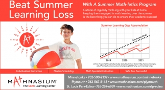 Beat Summer Learning Loss