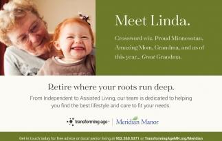 Meet Linda