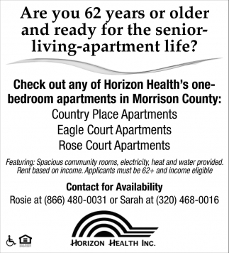 Are You 62 Years or Older and Ready for the Senior-living-apartment Life?