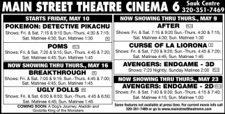 Main Street Theatre Cinema 6
