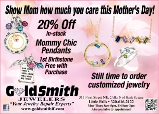 Show Mom How Much You Care this Mother's Day!