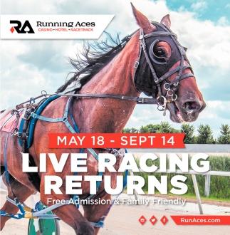 Live Racing Returns