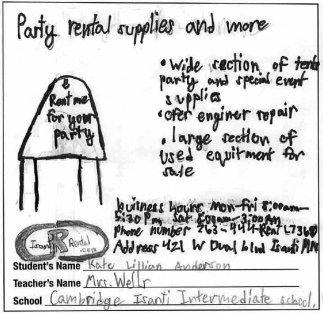 Party Rental Supplies and More