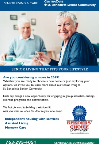 Senior Living & Care