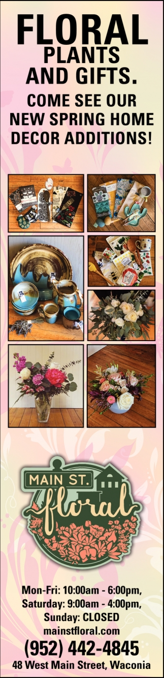 Floral Plants and Gifts