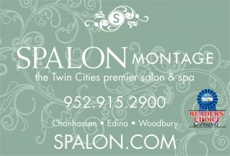 The Twin Cities Premier Salon & Spa