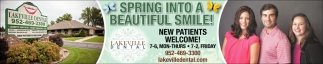Spring Into a Beautiful Smile!