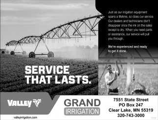 Service that Lasts