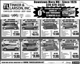 Tinker & Larson, Inc