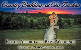 Rustic Affordable Barn Weddings