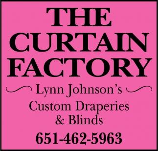 Custom Draperies & Blinds