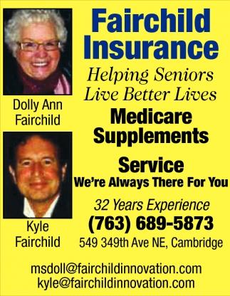 Helping Senior Live Better Lives