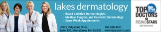Board Certified Dermatologists