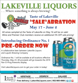 Taste of Lakeville