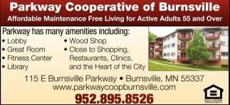 Affordable Maintenance Free Living For active Adults 55 And Over