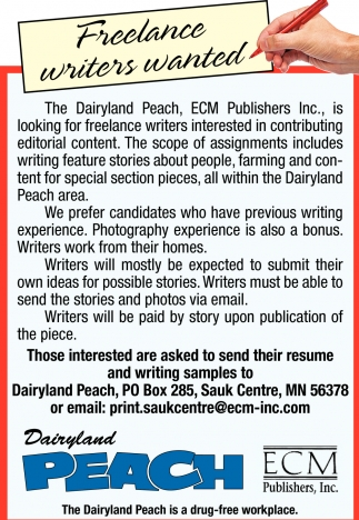 Freelance Writers Wanted