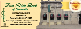 Online Banking Available