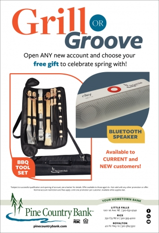 Grill or Groove