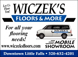 For All Your Flooring Needs