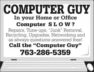 Computer Slow?