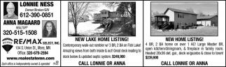 New Lake Home Listing!