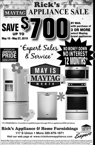 Expert Sales & Service