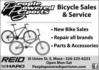 Bicycle Sales & Service